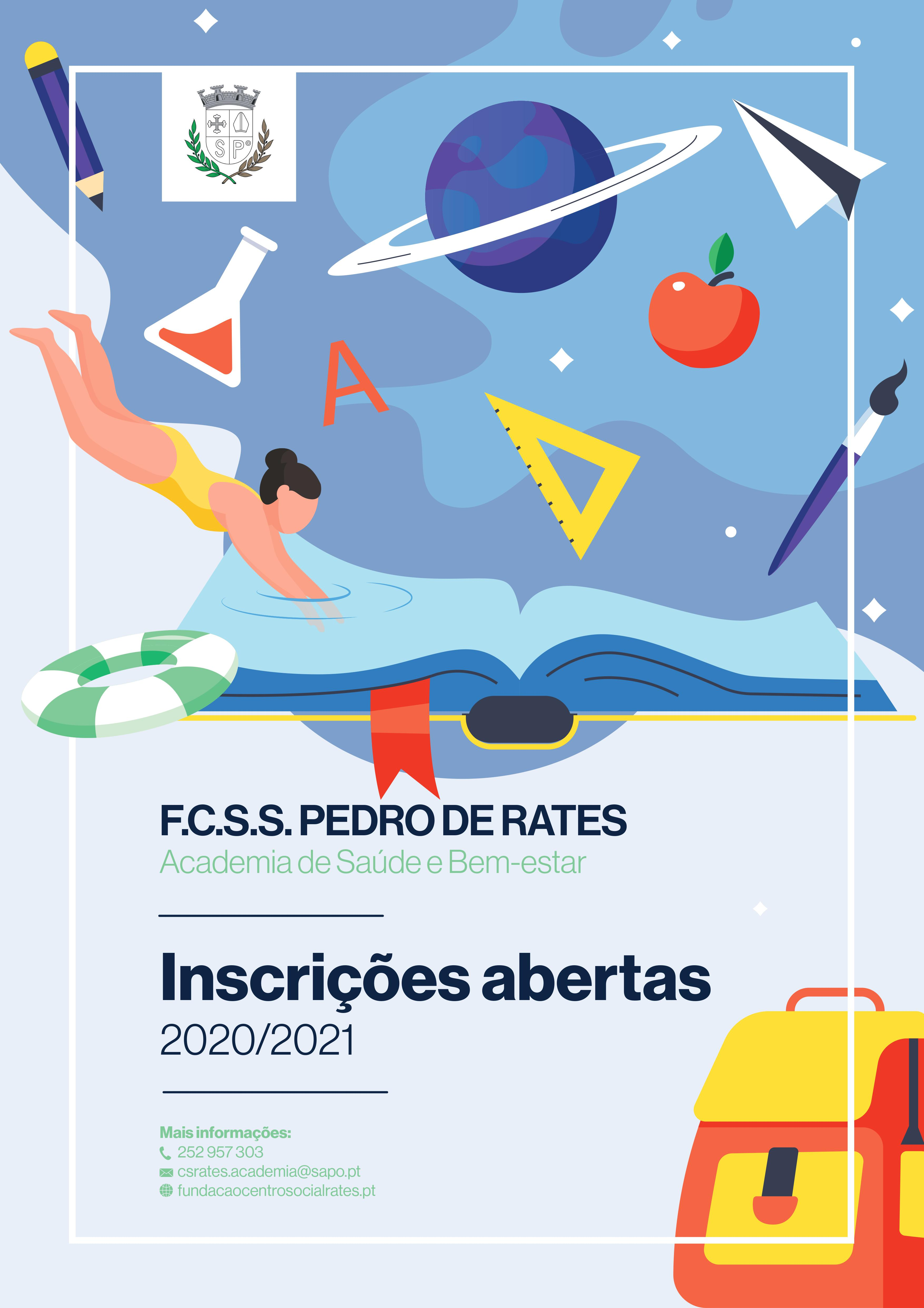 FCSSPedroRates PiscinasInscricoes 20202021